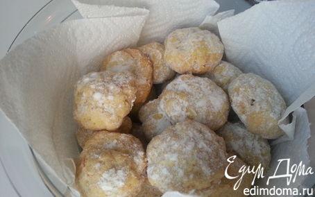 Рецепт Апельсиново-миндальное печенье