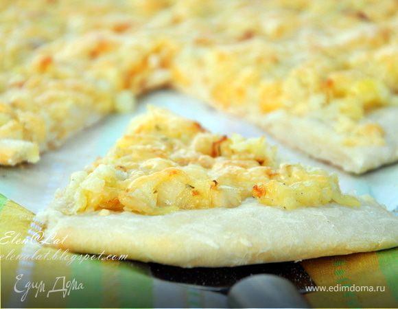 Рецепт шаньга с картошкой пошагово
