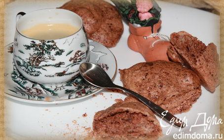 Рецепт Шоколадные безе