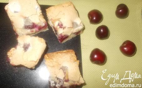 Рецепт Венгерский черешневый пирог