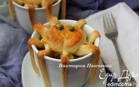 Рецепт Осьминожки