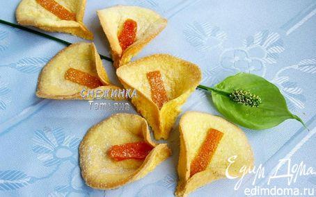 Рецепт Печенье «Каллы»
