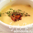 крем-суп из Лисичек