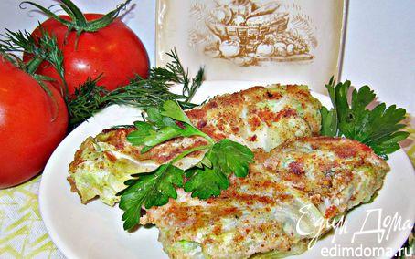 Рецепт Пикантные шницели из молодой капусты