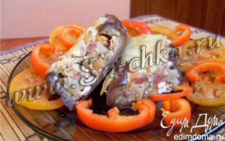 Рецепт Теплый салат с баклажанами в мультиварке