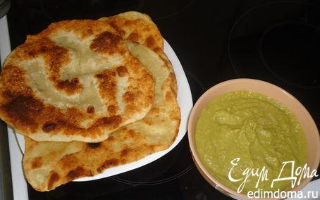Рецепт Закуска из зеленого горошка