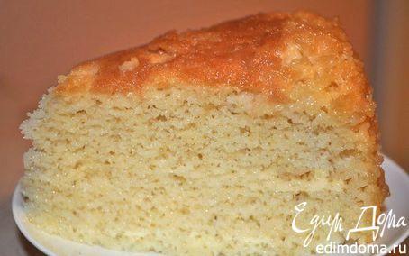 Рецепт вкусный сочный пирог