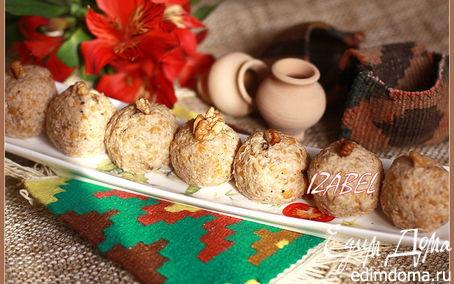 Рецепт Орешки гороховые
