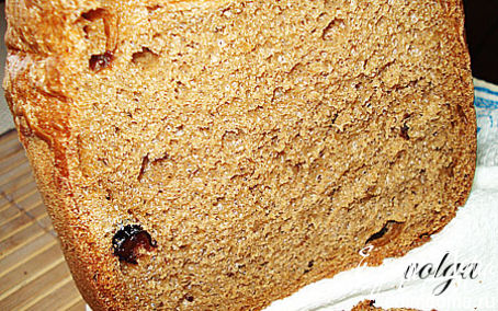 Рецепт Хлеб на солоде в хлебопечке