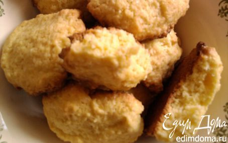 Рецепт Кокосовое печенье