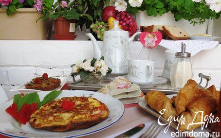 Рецепт Завтрак за час