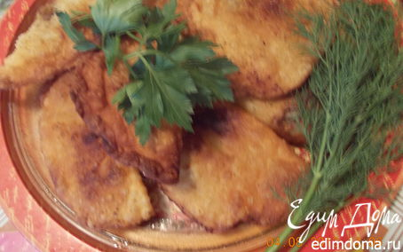 Рецепт чебуреки
