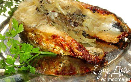 Рецепт Пеленгас, приготовленный на углях