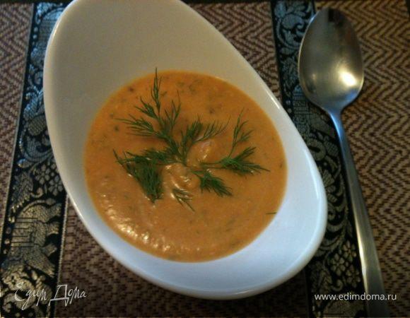 Пряный суп-пюре