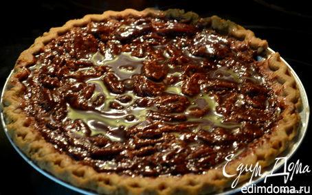 Рецепт Пирог с кленовым сиропом и пеканом