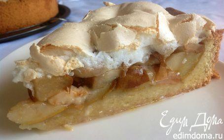 Рецепт Грушевый пирог (любимый)