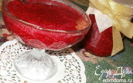 Рецепт Живое малиновое варенье