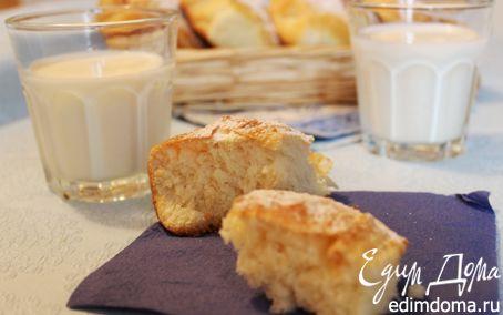 Рецепт Кокосовые булочки