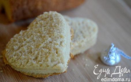 Рецепт Сладкий хлеб капучино в хлебопечке