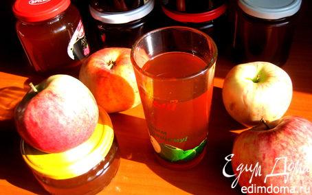 Рецепт Яблочный сироп на зиму