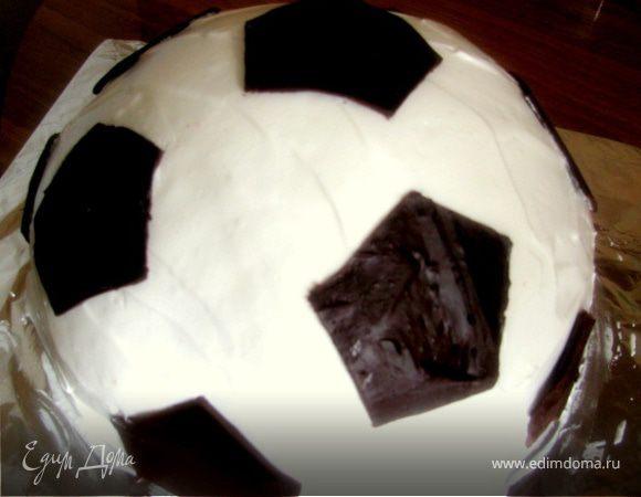 "Торт ""Футбол"""