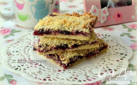 Рецепт Любимое смородиновое печенье