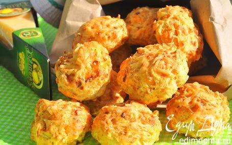 Рецепт Сырно-картофельные булочки