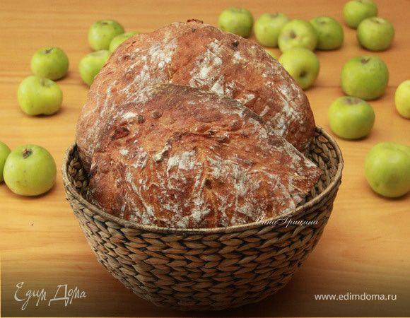 Яблочный хлеб