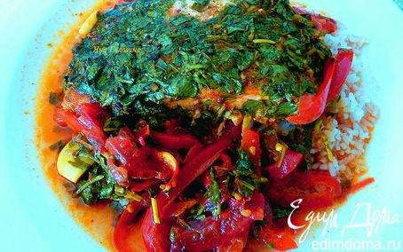 Рецепт Марокканская рыба