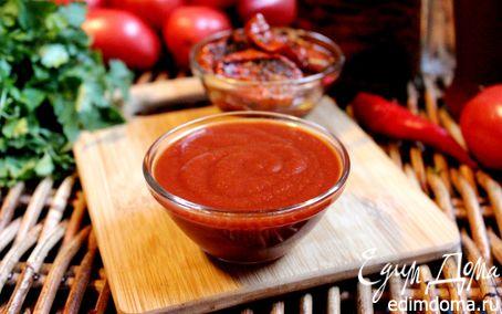 Рецепт Домашний кетчуп