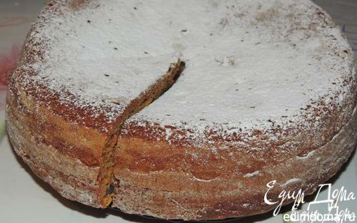 Рецепт Ореховый кекс в мультиварке в мультиварке