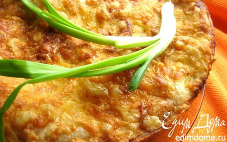 Рецепт Домашнее тесто для лазаньи