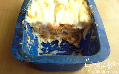 Рецепт Овощная лазанья по-итальянски