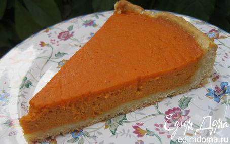 Рецепт Эдвардианский тыквенный пирог