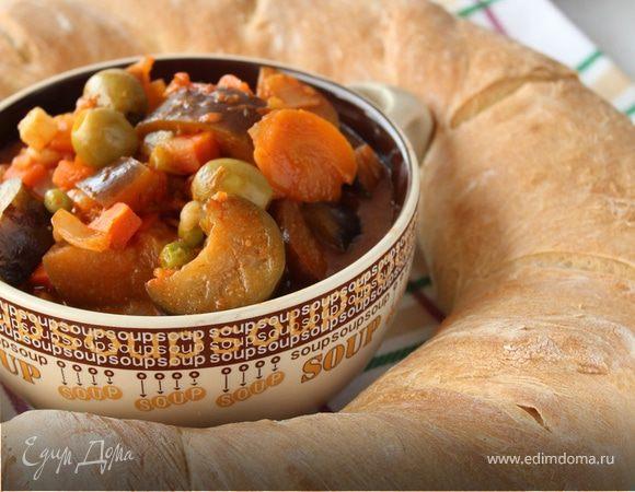 Хлеб-бублик (Ciambella)