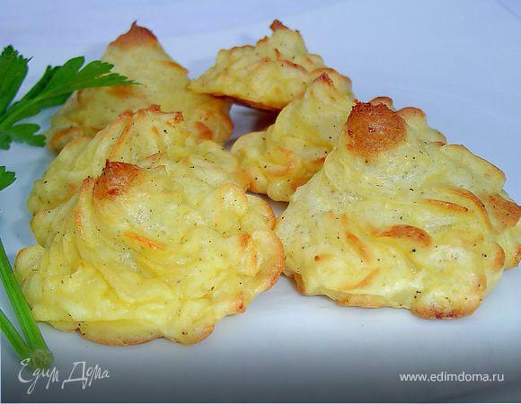 "Картофель ""Дукезе"" (Patate duchesse)"