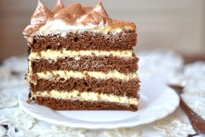 Рецепт с фото торт тирамису