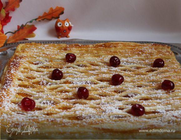 Пирожки с вареньем из слоеного теста рецепты в духовке