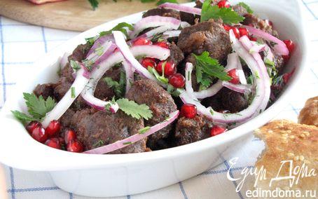 Рецепт Казан-кебаб