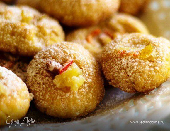 Домашнее печенье для тех, кто любит погорячее