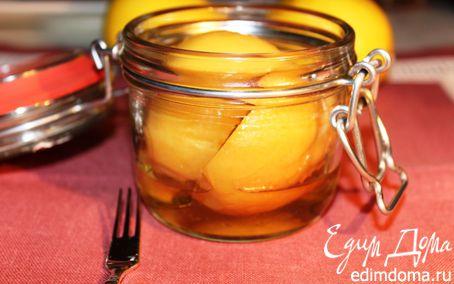Рецепт Соленые лимоны по-мароккански