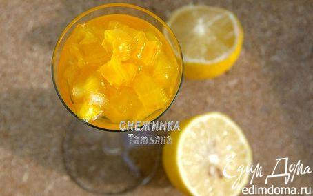 Рецепт Кабачковое варенье со вкусом ананаса