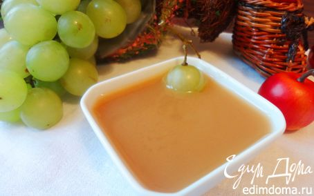 Рецепт Бекмес - мед из винограда