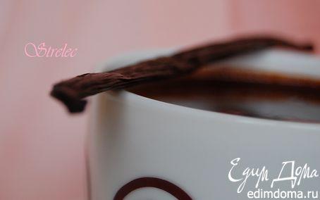Рецепт Какао крем-ликер со вкусом ванили
