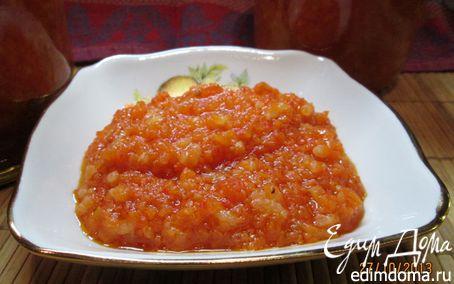 Рецепт Рис в томате
