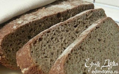 Рецепт Немецкий ржаной хлеб с медом и кориандром