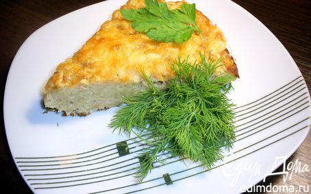 Рецепт Капустная запеканка с мясным фаршем