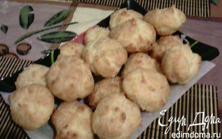 Рецепт Заварные пирожные