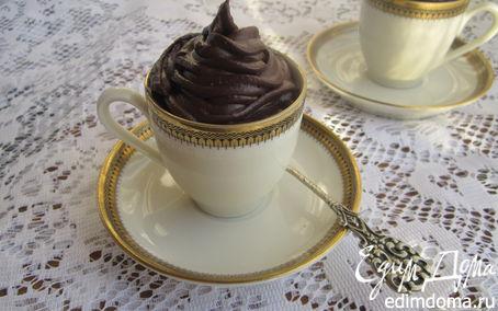 Рецепт Шоколадный мусс с авокадо