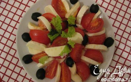 Рецепт Каприйский зимний салат